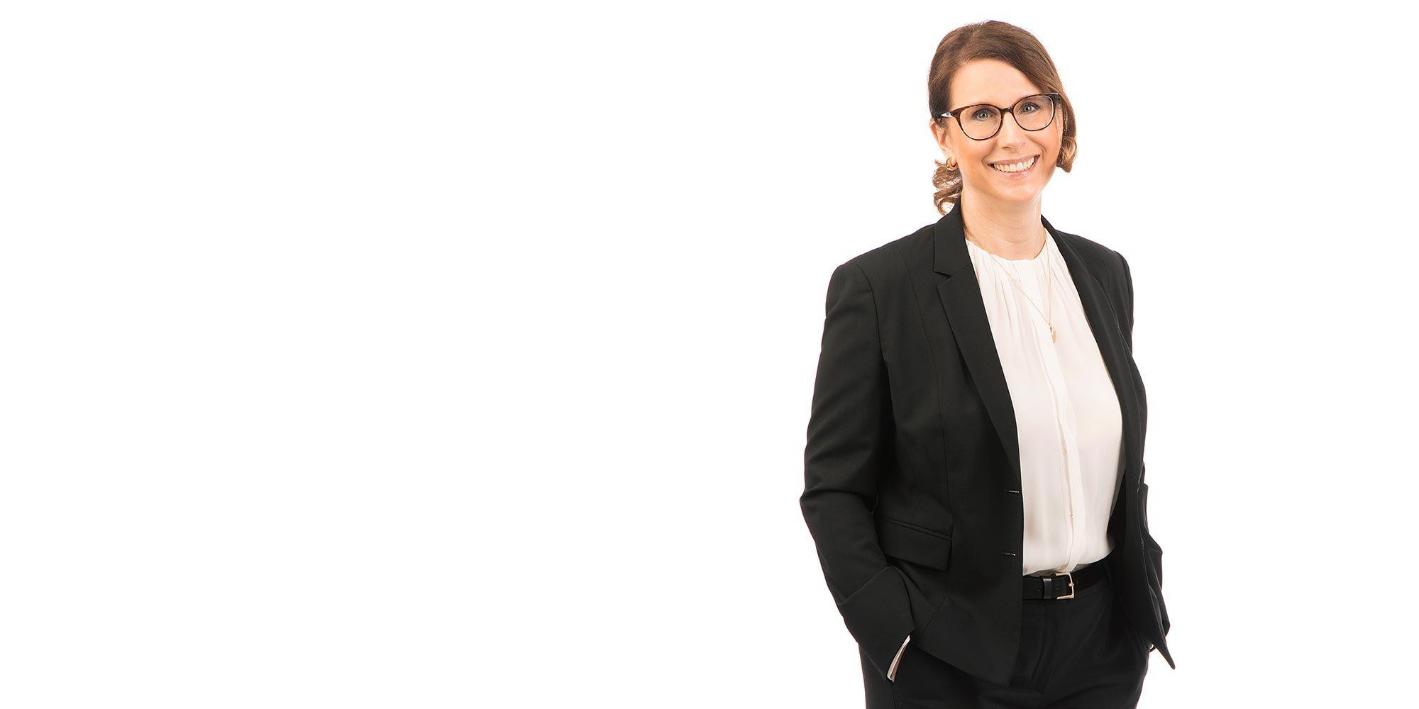 Mediator and lawyer Annette Oschmann